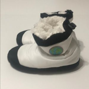 Kids moonman space house shoes
